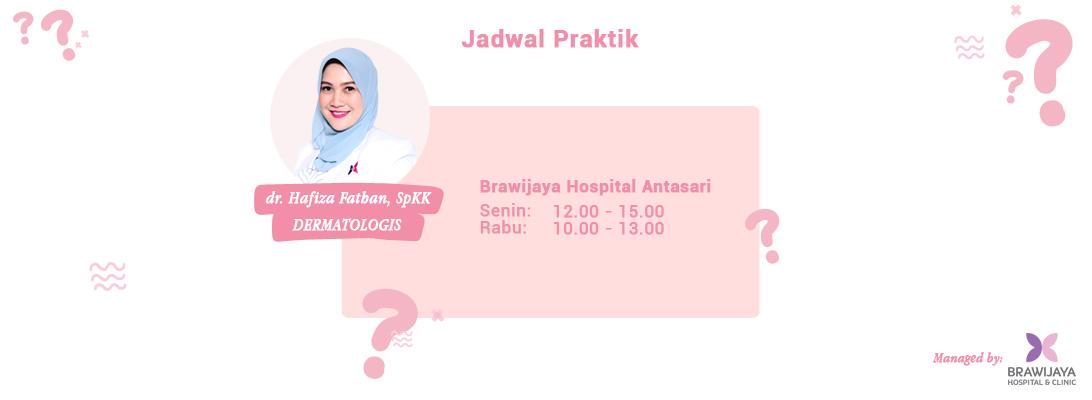 Mengenal Dr Hafiza Fathan Spkk Dokter Spesialis Kulit Kelamin